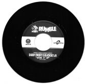 Daddy Freddy & Blackout JA - Wine It Up / Printa Riddim (Rumble) 7""